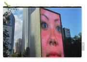 Crown Fountain Park Carry-all Pouch