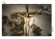 Crucifix And Hope Carry-all Pouch