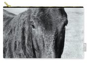Crusty The Mule Carry-all Pouch