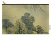 Cuckoo Flying Over New Verdure Carry-all Pouch