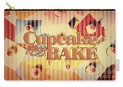 Cupcake Bake 1958 Carry-all Pouch
