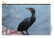 Curious Cormorant Carry-all Pouch