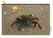 Curious Crab Carry-all Pouch