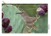 Curve-billed Thrasher, Cochise County Arizona Carry-all Pouch