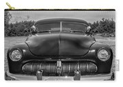Customized 1950 Mercury In Bw Carry-all Pouch