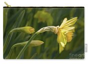 Daffodil In Sun Carry-all Pouch
