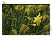 Daffodil Starlight Carry-all Pouch
