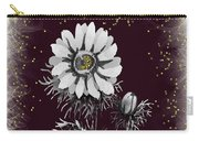 Daisy Sparkle Carry-all Pouch