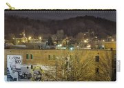 Dale Earnhardt Mural And Christmas Star Carry-all Pouch