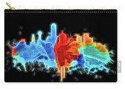 Dallas Neon Color Blast Carry-all Pouch