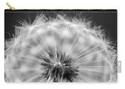 Dandelion Seeds Pod Macro Carry-all Pouch