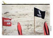 Dangerous Surf Carry-all Pouch