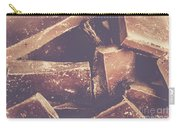Dark Chocolate Delight Carry-all Pouch