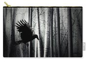 Darker - Raven Carry-all Pouch