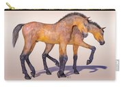Darling Foal Pair Carry-all Pouch