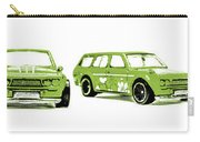 Datsun 510 Comic Strip Carry-all Pouch
