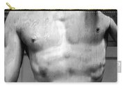 David Detail Marble Carry-all Pouch