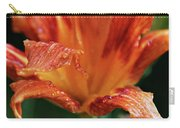 Daylily Dewdrops Carry-all Pouch