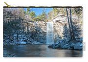 December Morning At Awosting Falls 2018 Carry-all Pouch