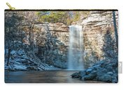 December Morning At Awosting Falls II 2018 Carry-all Pouch