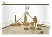 Deckhand, S.s. Phoenicia, Emigrant Ship, C. 1894 Carry-all Pouch