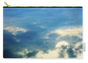 Deep Blue Sky Carry-all Pouch