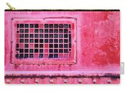 Deep Pink Train Engine Vent Carry-all Pouch