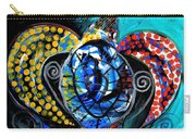Deep Sea Sea Turtle Carry-all Pouch