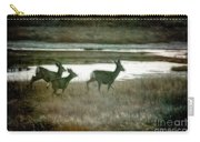 Deer Gallop Yosemite National Park  Carry-all Pouch