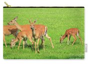 Deer Looking At You Carry-all Pouch
