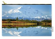 Denali Reflection Carry-all Pouch by Tim Newton