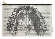 Dentistry Gift Idea Illustration 01 Carry-all Pouch