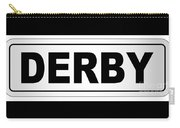 Derby City Nameplate Carry-all Pouch