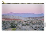 Desert On Fire No.1 Carry-all Pouch