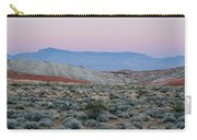 Desert On Fire No.2 Carry-all Pouch