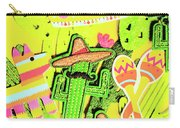 Desertly Decorated Carry-all Pouch