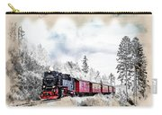 Diesel Powered Passenger Train Carry-all Pouch