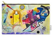 Digital Remastered Edition - Yellow, Red, Blue Carry-all Pouch