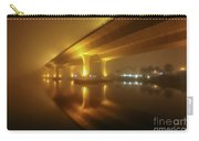 Disappearing Bridge Carry-all Pouch by Tom Claud