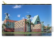 Disney Dolphin Hotel Carry-all Pouch