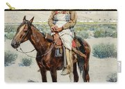 Distant Village, 1890 Carry-all Pouch