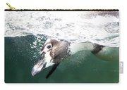 Dive Penguin Dive Carry-all Pouch