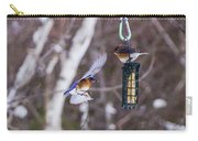 Docking Bluebird Carry-all Pouch
