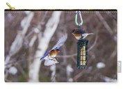 Docking Bluebird Carry-all Pouch