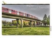 Docklands Light Railway Train  Carry-all Pouch