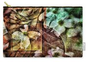Dogwood Abstract Carry-all Pouch