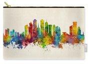 Doha Qatar Skyline Carry-all Pouch