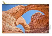 Double Arch Carry-all Pouch
