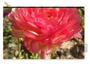 Double Coloured Rose Carry-all Pouch