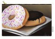 Doughnut Life Carry-all Pouch